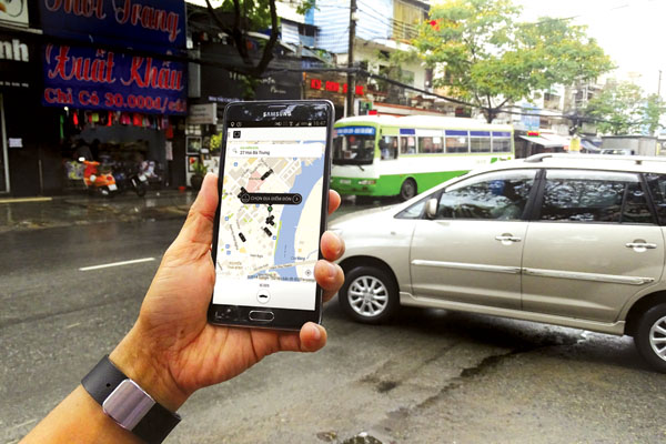 Vietnam Uber